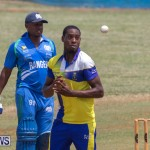 One Communications Championship Cup Premier Division Rangers vs St Davids at Wellington Oval Bermuda, August 12 2018-7246