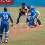 One Communications Championship Cup Premier Division Rangers vs St Davids at Wellington Oval Bermuda, August 12 2018-7263