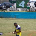 One Communications Championship Cup Premier Division Rangers vs St Davids at Wellington Oval Bermuda, August 12 2018-7269