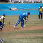 One Communications Championship Cup Premier Division Rangers vs St Davids at Wellington Oval Bermuda, August 12 2018-7299
