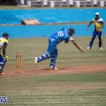 One Communications Championship Cup Premier Division Rangers vs St Davids at Wellington Oval Bermuda, August 12 2018-7300