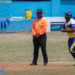 One Communications Championship Cup Premier Division Rangers vs St Davids at Wellington Oval Bermuda, August 12 2018-7320