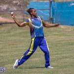 One Communications Championship Cup Premier Division Rangers vs St Davids at Wellington Oval Bermuda, August 12 2018-7334