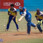 One Communications Championship Cup Premier Division Rangers vs St Davids at Wellington Oval Bermuda, August 12 2018-7394