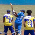 One Communications Championship Cup Premier Division Rangers vs St Davids at Wellington Oval Bermuda, August 12 2018-7424