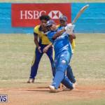 One Communications Championship Cup Premier Division Rangers vs St Davids at Wellington Oval Bermuda, August 12 2018-7445