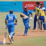 One Communications Championship Cup Premier Division Rangers vs St Davids at Wellington Oval Bermuda, August 12 2018-7453