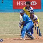 One Communications Championship Cup Premier Division Rangers vs St Davids at Wellington Oval Bermuda, August 12 2018-7461