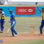 One Communications Championship Cup Premier Division Rangers vs St Davids at Wellington Oval Bermuda, August 12 2018-7493