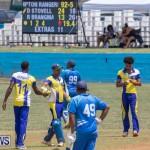 One Communications Championship Cup Premier Division Rangers vs St Davids at Wellington Oval Bermuda, August 12 2018-7505