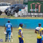 One Communications Championship Cup Premier Division Rangers vs St Davids at Wellington Oval Bermuda, August 12 2018-7513
