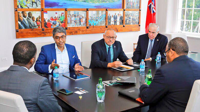 Premier David Burt Bermuda August 2018 (2)