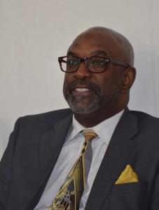 Rev Dr Leonard Santucci Bermuda August 2018