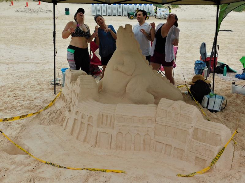 Sandcastle Competition Bermuda August 2018 (3)