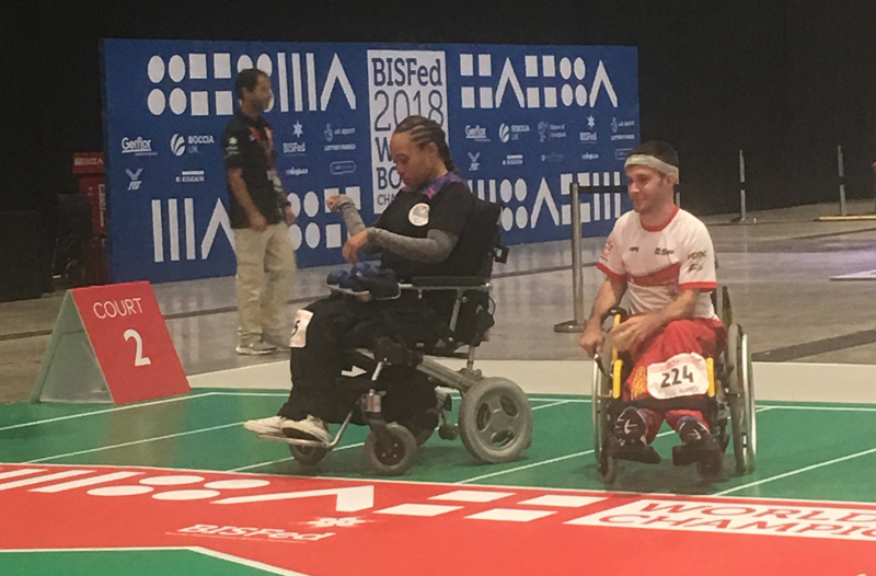 World Boccia Championships Bermuda August 12 2018 (2)