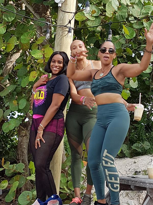 Zumba Masterclass KBB Bermuda August 2018 (7)