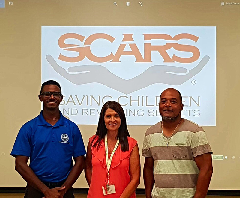 BFA Collaborates With SCARS Bermuda Sept 4 2018 (2)