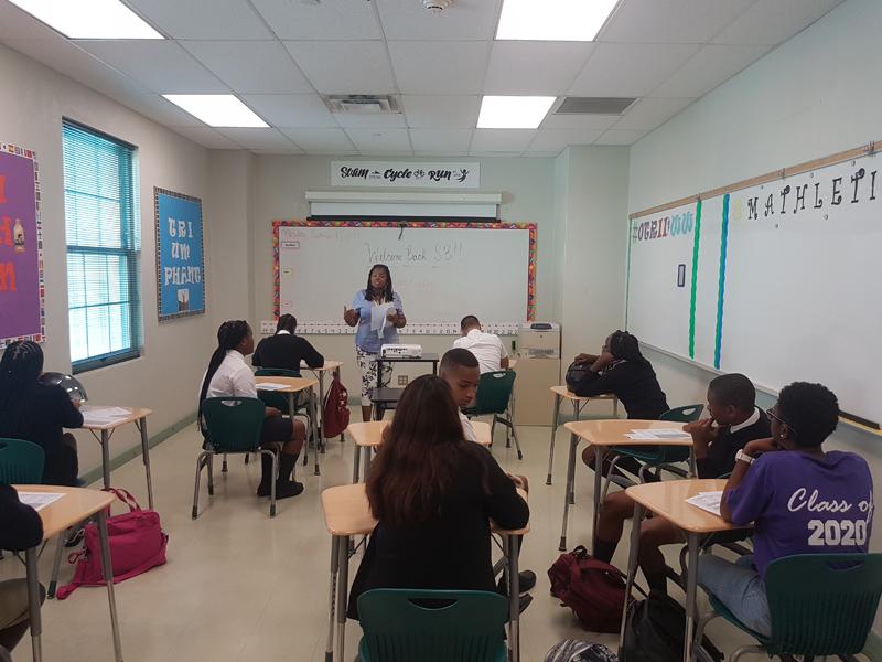 Berkeley Institute School Opening Bermuda Sept 10 2018 (25)