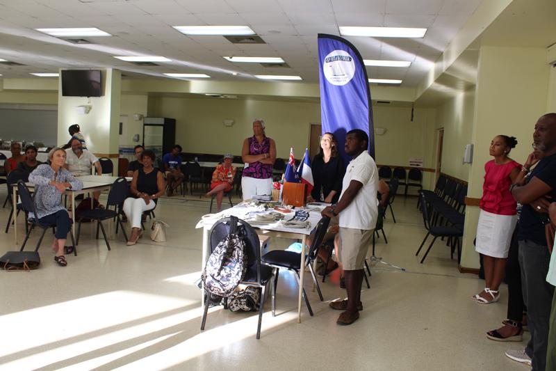 Bermuda College Back to School Gathering Sept 2018 (1)