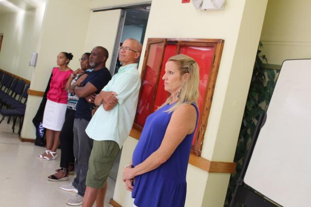 Bermuda College Back to School Gathering Sept 2018 (2)