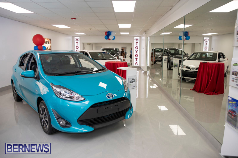 Bermuda Motors Showroom, September 12 2018-6084