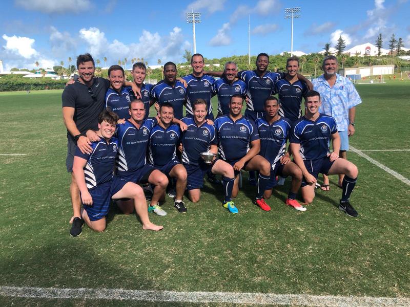 Bermuda Rugby September 2018