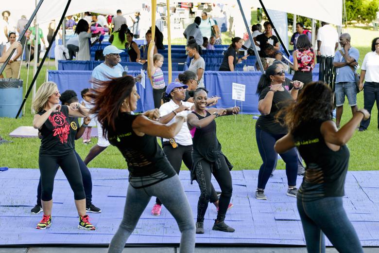Celebrating Wellness Bermuda September 2018 (13)