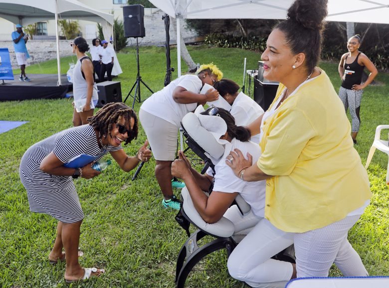 Celebrating Wellness Bermuda September 2018 (2)