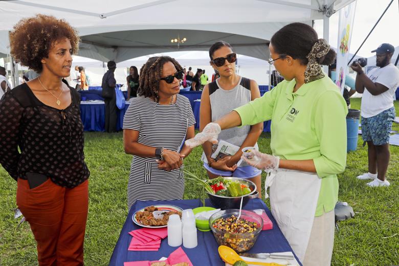 Celebrating Wellness Bermuda September 2018 (4)