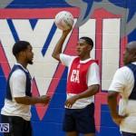 Celebrity Exhibition Netball Match Bermuda, September 29 2018-0144