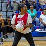 Celebrity Exhibition Netball Match Bermuda, September 29 2018-0176