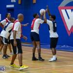 Celebrity Exhibition Netball Match Bermuda, September 29 2018-0188