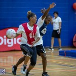 Celebrity Exhibition Netball Match Bermuda, September 29 2018-0297