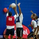 Celebrity Exhibition Netball Match Bermuda, September 29 2018-0304