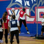 Celebrity Exhibition Netball Match Bermuda, September 29 2018-0323