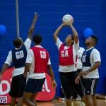 Celebrity Exhibition Netball Match Bermuda, September 29 2018-0376