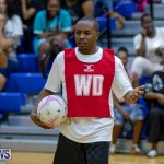 Celebrity Exhibition Netball Match Bermuda, September 29 2018-0479