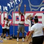 Celebrity Exhibition Netball Match Bermuda, September 29 2018-0492