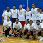 Celebrity Exhibition Netball Match Bermuda, September 29 2018-0706