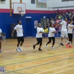 Celebrity Exhibition Netball Match Bermuda, September 29 2018-9890