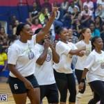 Celebrity Exhibition Netball Match Bermuda, September 29 2018-9899