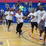 Celebrity Exhibition Netball Match Bermuda, September 29 2018-9903