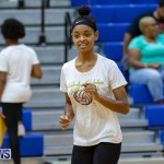 Celebrity Exhibition Netball Match Bermuda, September 29 2018-9919