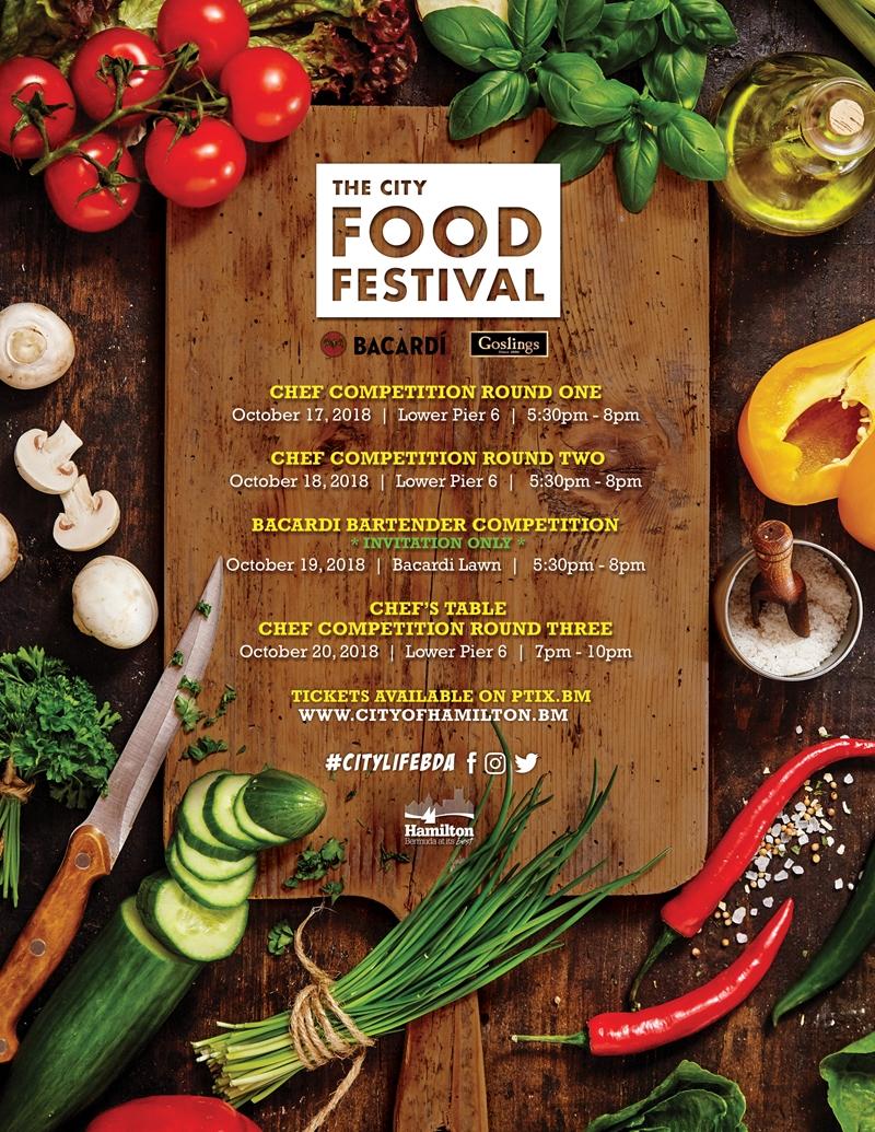 City Food Festival - Sept 2018