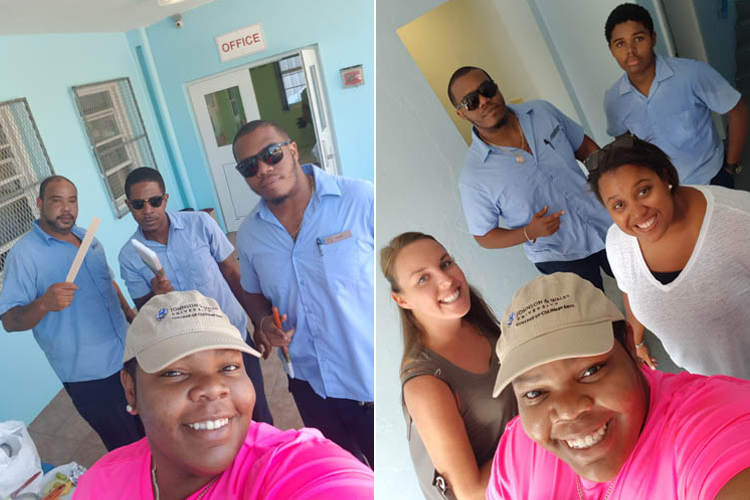Fairmont Southampton Community Service Day Bermuda Sept 2018 (5)