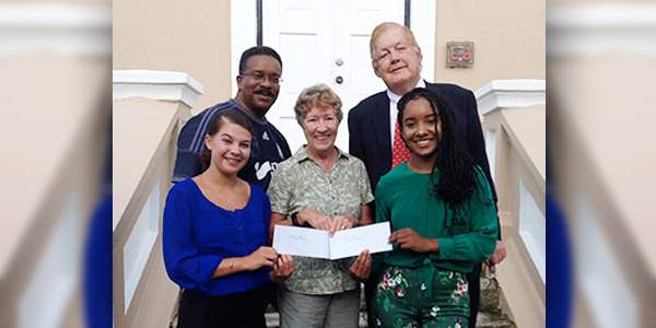Hamilton Parish Bermuda Sept 12 2018