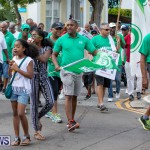 Labour Day March Bermuda, September 3 2018-5244