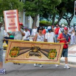 Labour Day March Bermuda, September 3 2018-5271