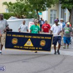 Labour Day March Bermuda, September 3 2018-5274
