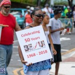 Labour Day March Bermuda, September 3 2018-5286